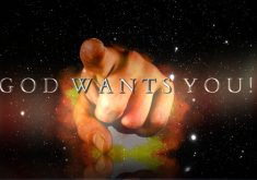 God Wants You